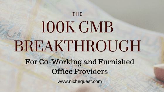 100K GMB BREAKTHROUGH
