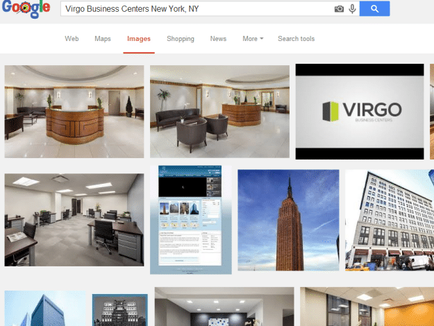 Virgo Business Centers Google Photos