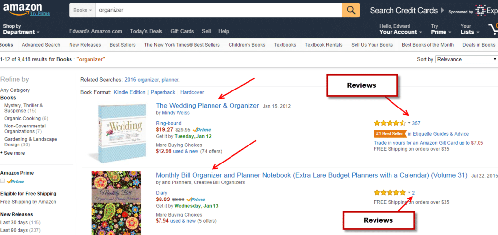 Use Amazon for Content Strategy