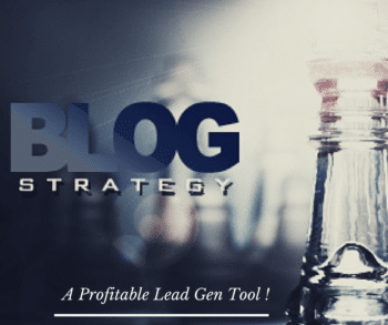 Generate Leads With Blog Post