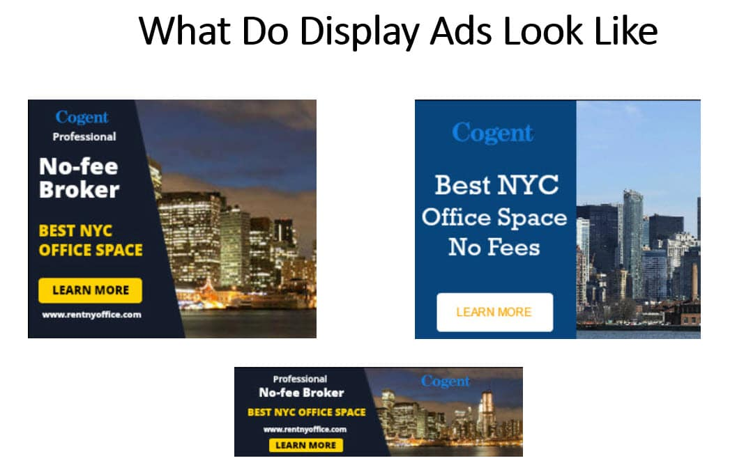 Display Ads for Apartment building owners