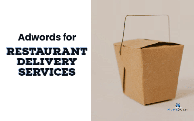 Google Adwords for Restaurant delivery services