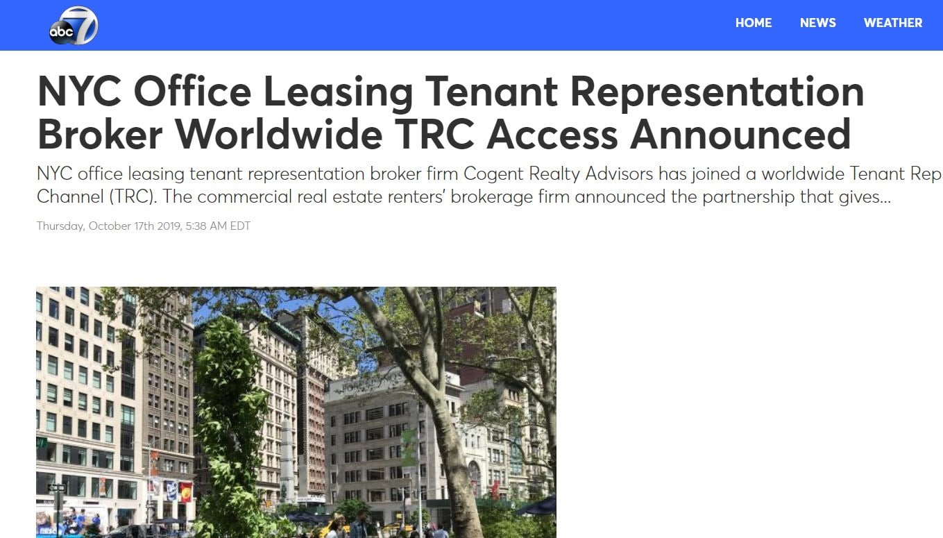 Cogent Realty 100K GMB Breakthrough Results