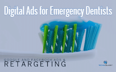 Digital ads for emergency dentists