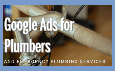 Google ads for plumbers