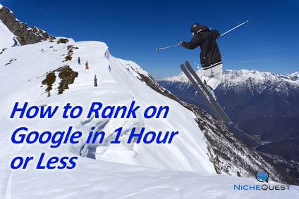 local SEO expert discusses how to rank on Google