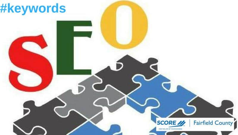 SEO Experts Wilton - Free SCORE workshop Wilton CT Profit from Keywords