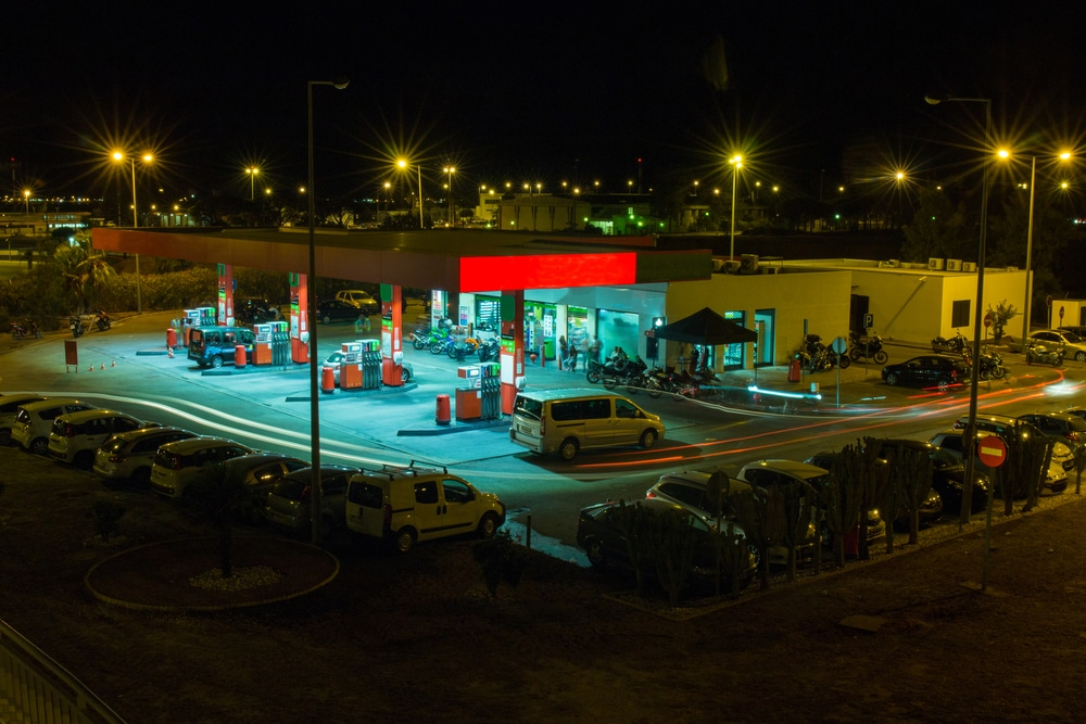 selling a gas station
